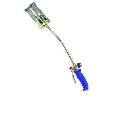 Outdoor Propane LP Gas Tank Torch Burner for Weed Melt Ice Snow Remove paint