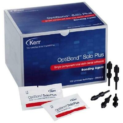 Optibond Solo Plus 100 pack Unidose by Kerr