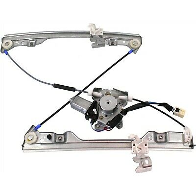 Power Window Regulator For 2002-2006 Nissan Altima Front Driver Side With Motor