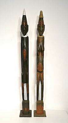 afrikanische dekofigur frau deko figur afrika skulptur statue massai afrikanerin chf. Black Bedroom Furniture Sets. Home Design Ideas