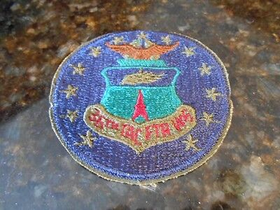U.S.A.F. 36th Tactical Fighter Wing Patch.
