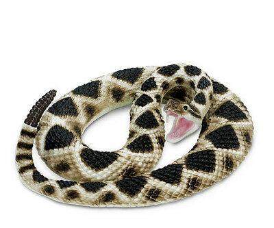 EASTERN DIAMONDBACK RATTLER Replica  # 269329~FREE SHIP/USA w $25+ SAFARI