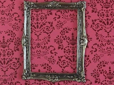 Dolls House Miniature 1/12th Scale Picture Frame - Various Styles Available