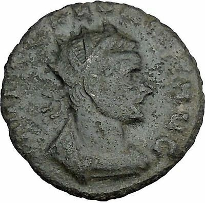 CLAUDIUS II Gothicus as Valour of Rome 268AD  Ancient Roman Coin  i37578