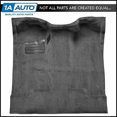 Molded Complete Carpet 801-Black Cutpile for 88-98 Chevy C1500 Truck Regular Cab