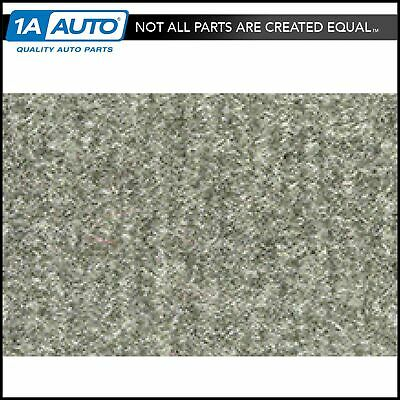 for 81-87 Isuzu Pup Pickup Regular Cab Cutpile 7715-Gray Complete Carpet Molded