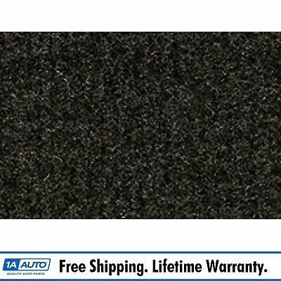 for 1976-87 Chevy Chevette 2 Door Cutpile 897-Charcoal Complete Carpet Molded