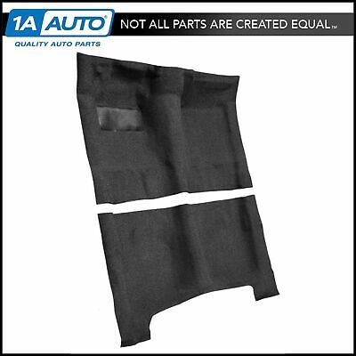 for 1965-70 Chevy Impala 4 Door 80/20 Loop 01-Black Complete Carpet Molded