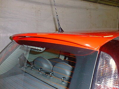 Vauxhall Opel Corsa C Rear Boot Tailgate Spoiler/Trunk Wing 2001-06 - Brand New!