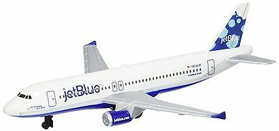 Realtoy RT1224 Jetblue Airbus A320 Blueberries Diecast Jet Toy 1/300 Model Plane