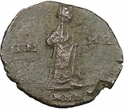 CONSTANTINE I the GREAT Cult  Ancient Roman Coin Christian Deification  i37839