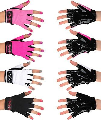 Mighty Grip Tacky Gloves for Dance Pole Fitness and Yoga Safety (1 Pair)