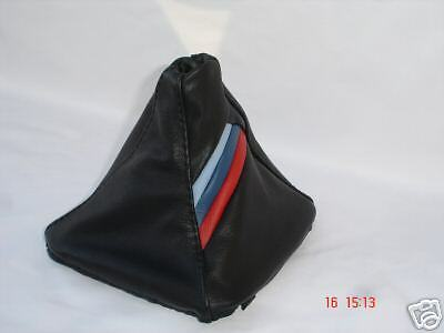 Fits Bmw E39 Black Leather  M5 Gear Gaiter Shift Boot New