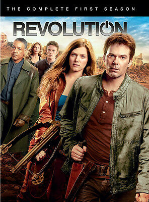 Revolution - Stagione 01 (5 Dvd) WARNER HOME VIDEO