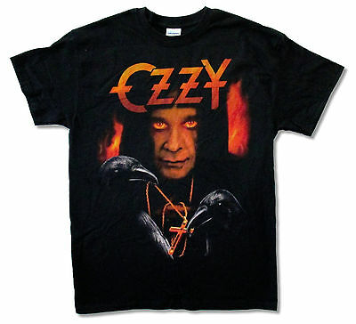 Ozzy Osbourne - Hell Black T-Shirt New Official Adult