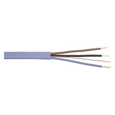 6243Y 1.5mm 3 Core & Earth (Cut by the Metre) BASEC Cable