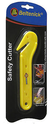 Beltenick® Rallye Gurtmesser / Safety Cutter gemäß FIA / DMSB Art. 253-6.1 Rally