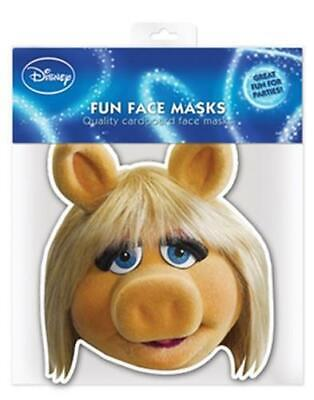 The Muppets Party - Miss Piggy Gesichtsmaske