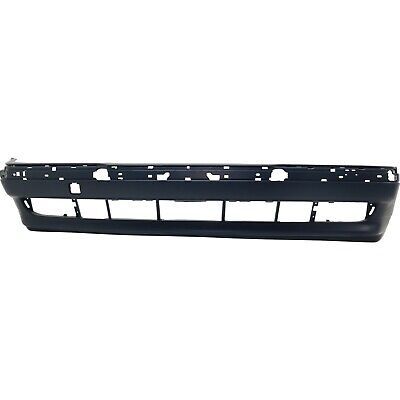 Front Bumper Cover For 95-2001 BMW 740iL w/ fog lamp holes 740i Primed