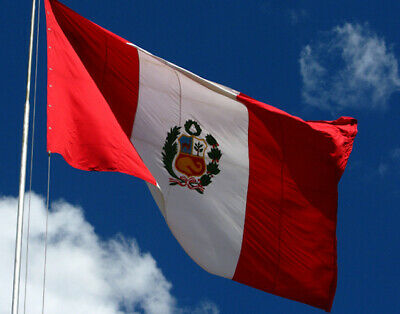 Giant Flag Of Chile
