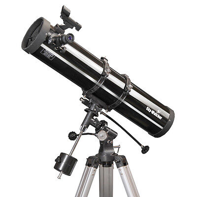 Sky-Watcher Explorer-130 EQ2 Newtonian Reflector Telescope 10922 130/900