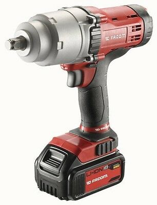 Facom 1/2SD 18V High Power Cordless Impact Wrench Driver 1085Nm CL3.C18S