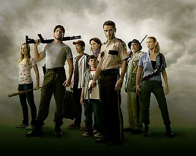 Walking Dead CAST 8 x 10 / 8x10 GLOSSY Photo Picture IMAGE #2