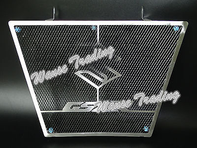 Radiator Grille Guard Cover Stainless Steel For 2009-2016 SUZUKI GSXR GSX-R 1000