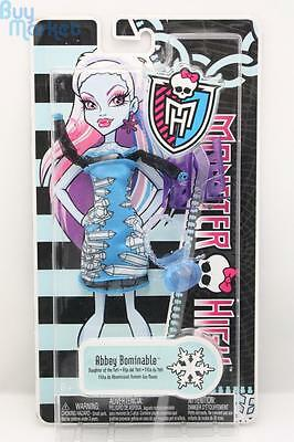 Monster High Fashion Accessories Clothing outfit shoes for Abbey Bominable Doll