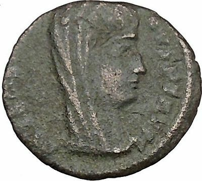 CONSTANTINE I the GREAT Cult  Ancient Roman Coin Christian Deification  i38122