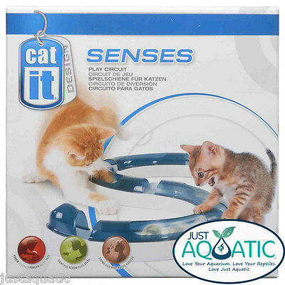 BRAND NEW Catit® Design Senses Play Circuit Great Toy For Cats & Kittens, Dogs