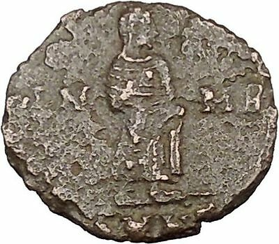 CONSTANTINE I the GREAT Cult  Ancient Roman Coin Christian Deification  i38127