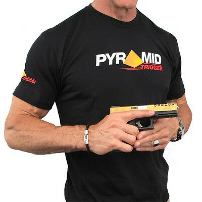 Pyramid Trigger Graphic T-Shirt T1287