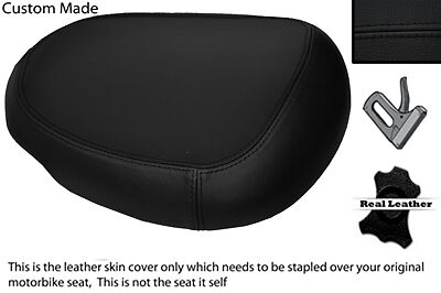 Black Stitch Custom 08-12 Fits Suzuki Hayabusa Gsx 1300 Rear Pillion Seat Cover