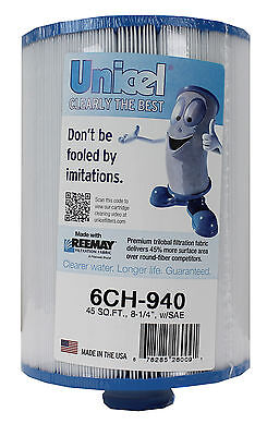 Unicel 6CH-940 Waterway Vita Aber Spa Filter Replacement Cartridge 6CH940