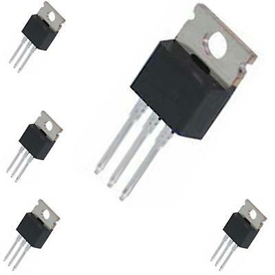5x IRF520 N Channel Hexfet Power  MOSFET Transistor Fast Switching