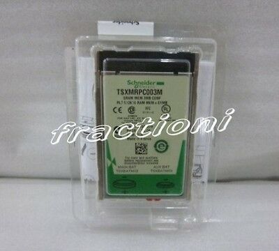 Schneider PLC Sram Memory Card TSXMRPC003M New In Box !