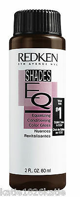 REDKEN SHADES EQ  EQUALIIZING CONDITIONING COLOR GLOSS HAIR COLOUR 60 ml  6 & 7s