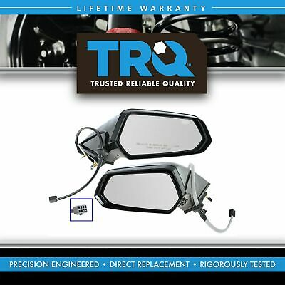 Mirror Power Heated Signal LH Left Driver Side for 10-13 Altima Coupe