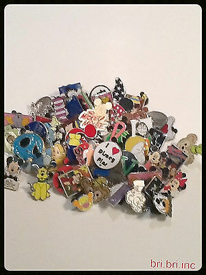 Disney Trading Pins LOT OF 100 BUY 100 GET 10  FREE -FREE SHIPPING  #501