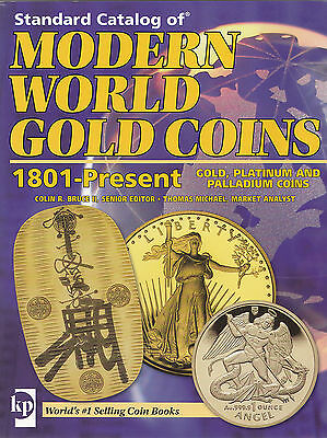 LANZ Standard Catalog of Modern World Gold Coins 1801-Present Gold, Platinum ~J5