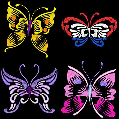 Fantastic Flutterbys - 66 Machine Embroidery Designs (Azeb)