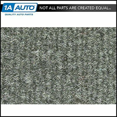 1987-88 Chevy Suburban R10 2WD 857-Medium Gray Passenger Carpet for Auto Trans