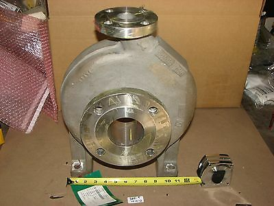 "New Crane 1-1/2"" X 3"" Pump Casing 8056209  Cf8M 316 Stainless Steel"