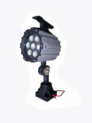 Machine Work Lamp LED 110V / 220V 9W Waterproof CNC Worklight With 100,000 Hrs