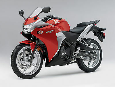 Honda CBR250R/250RA 2010-2013 aka MC41  Workshop Manual On CD