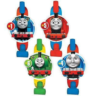 Thomas the Train & Friends  (8) Party Blowouts Birthday Party Favor Supply