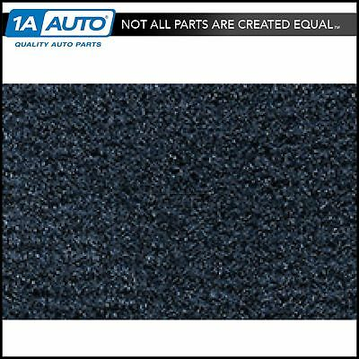for 1982-84 Pontiac Firebird without Console Cutpile 7625-Blue Complete Carpet