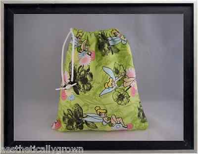 Gymnastics Leotard Grip Bags / Tinker Bell Gymnasts Birthday Goody Bag