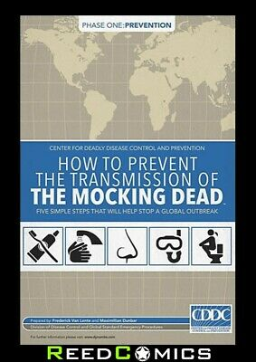 MOCKING DEAD GRAPHIC NOVEL New Paperback by Fred Van Lente Collects Issues #1-4